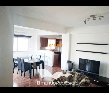 Furnished 3 bedroom apartment, ID 397