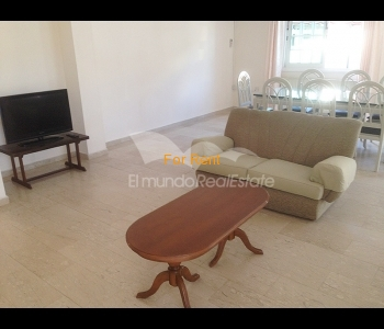 Furnished ground floor in Archangelos ID 414