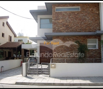 Modern house with swimming pool, ID 344
