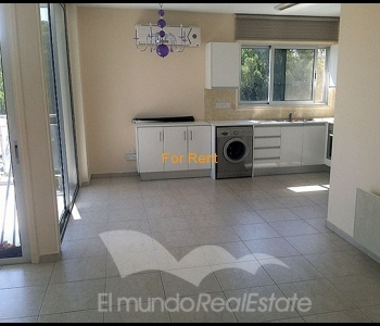 Flat for rent in the heart of Strovolos, ID 352