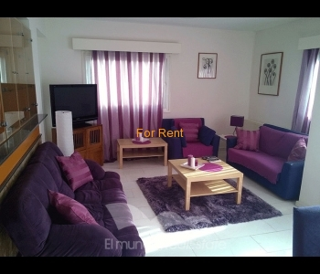 Furnished 3 bedroom apartment, ID 493