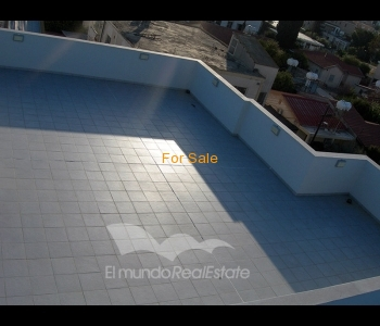 Brand new flat with roof garden in Palouriotissa, ID 581