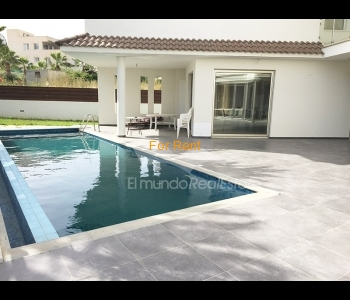 House with swimming pool in Makedonitissa,ID 592