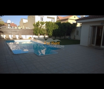Immaculate furnished house in Makedonitissa, ID 670