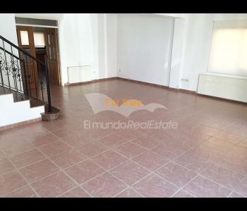 Corner house in Archangelos, ID 735