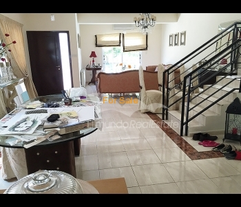 Semi-detached house in Strovolos, ID 786