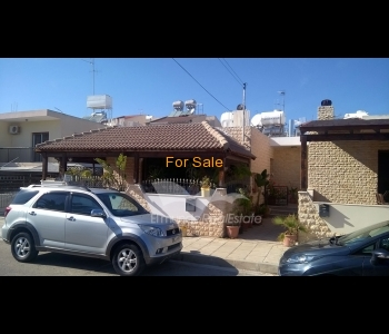 House for sale in Ayios Dometios, ID792