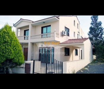 House for rent in Archangelos.ID 794