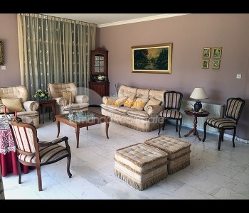 Fully furnished house in Strovolos, ID 831