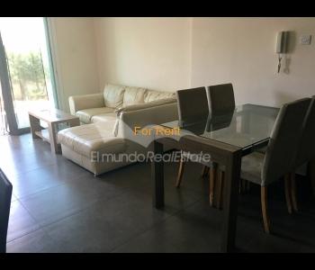 Furnished ground floor in Engomi, ID 841