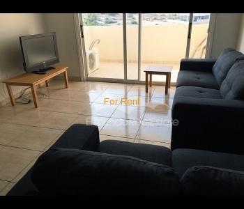 Furnished flat in Makedonitissa, ID 850
