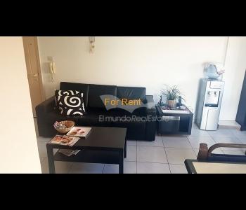 Furnished 1 bedroom flat in Aglantzia, ID 865
