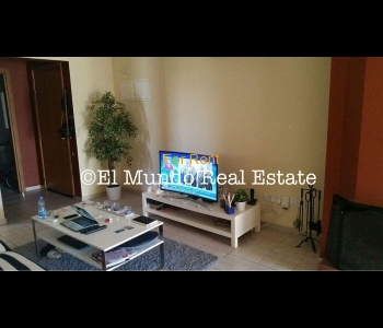 Furnished 2 bedroom flat in Engomi, ID 891