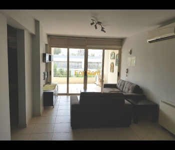 Furnished two bedroom flat in Strovolos, ID 952