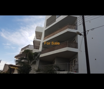 2 bedroom apartment for sale in Aglantzia, ID 968