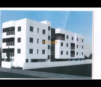 Brand new apartments in Agios Dometios, ID 970